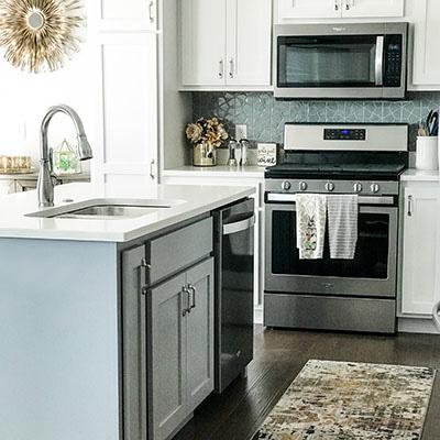 Kitchen Design Fleur Decor Interiors Davenport and Bettendorf Iowa