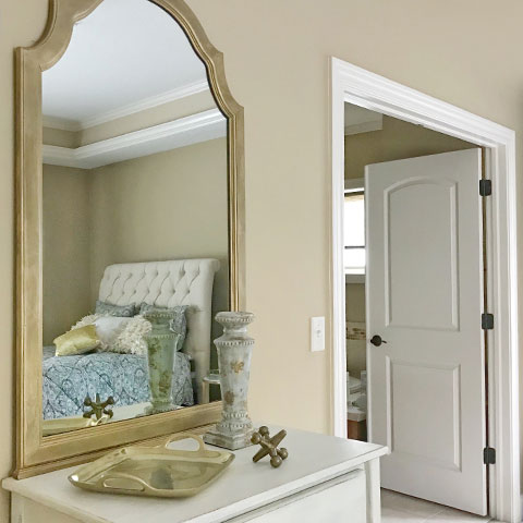 Let Dianna at Fleur Decor help you select wall colors, flooring, fixtures and finishes